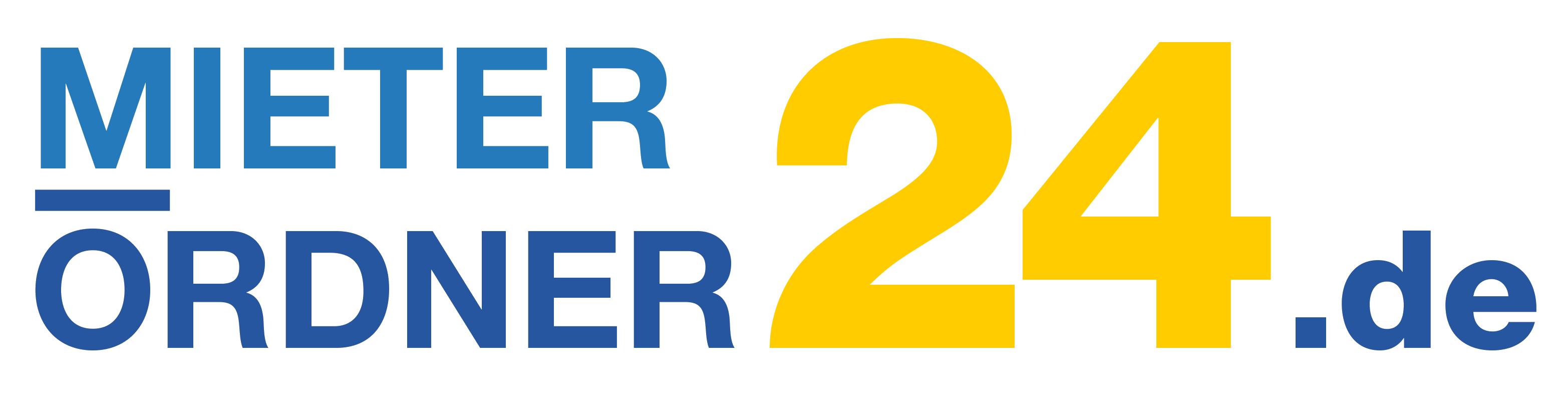 Mieterordner24.de – individuelle gestaltete Ordner und Register